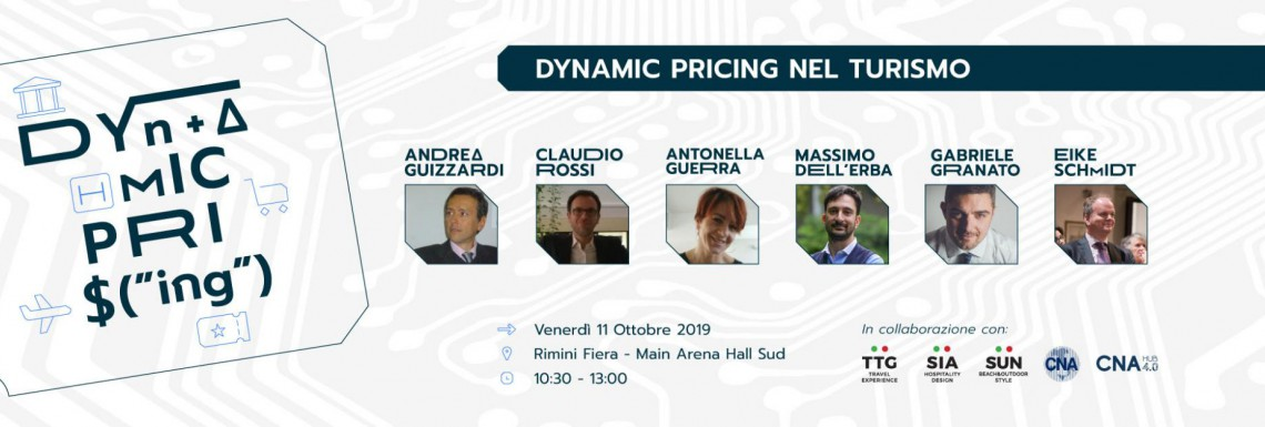 Dynamic pricing nel turismo. Human touch e intelligenza artificiale