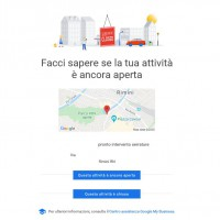 Email Google My Business